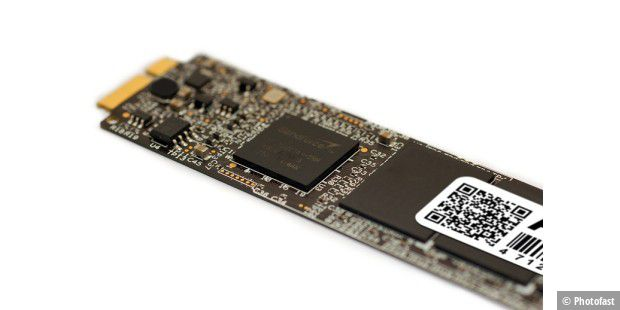 Photofast SSD Upgrade Macbook Air