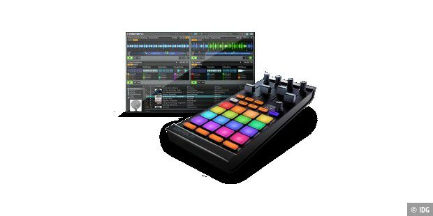 Native Instruments Traktor Kontrol