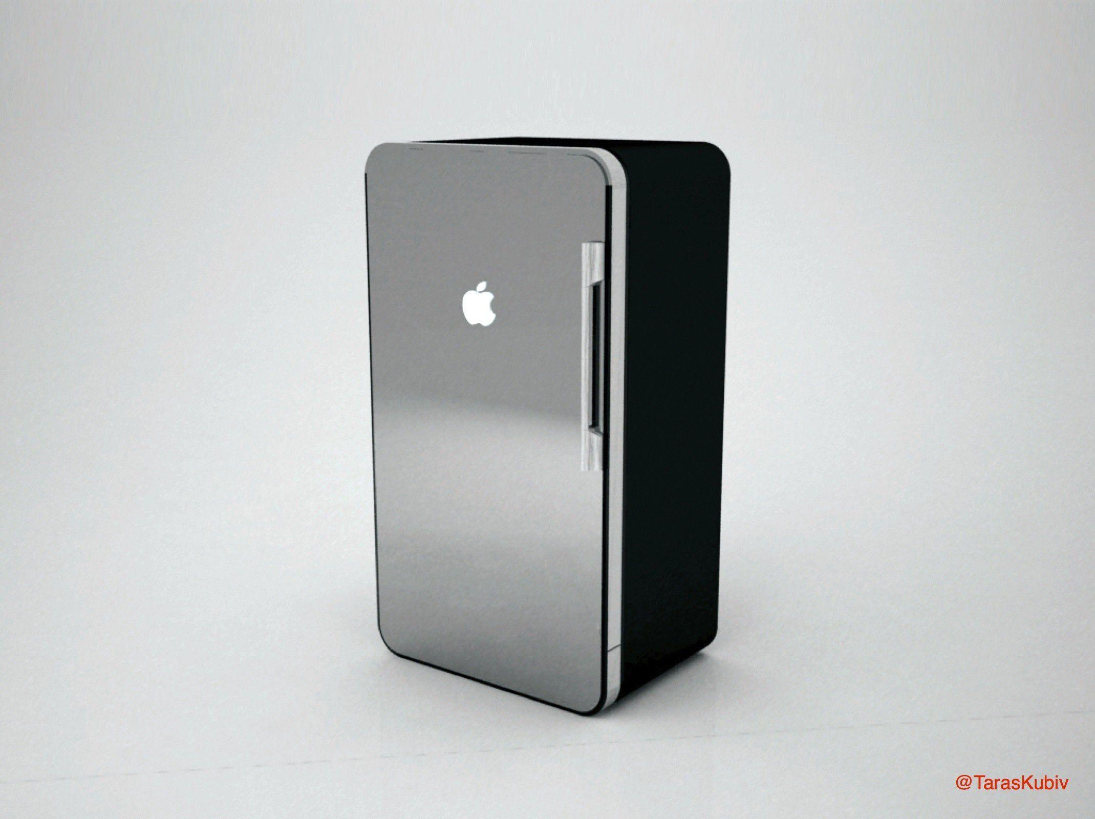 Wer Hat Den Kühlschrank Erfunden ifridge apple steigt in das geschäft mit haushaltsgeräten ein macwelt