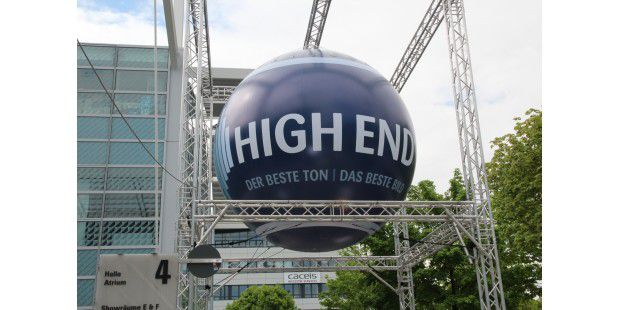 Die High End 2012 in München