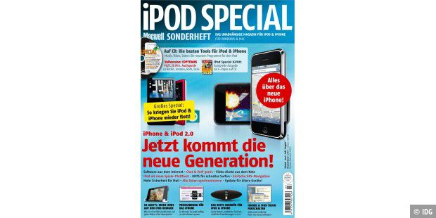iPod-Special 3/08