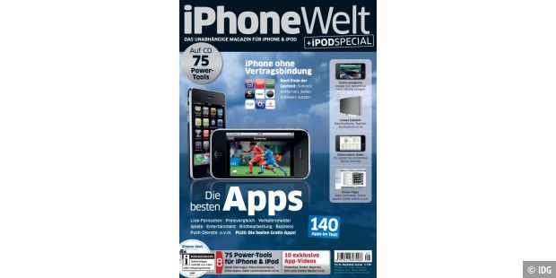 iPhone Welt XL - Titel