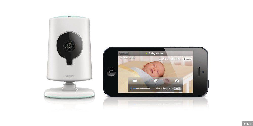 mit dem ipad und iphone auf haus und baby aufpassen macwelt. Black Bedroom Furniture Sets. Home Design Ideas