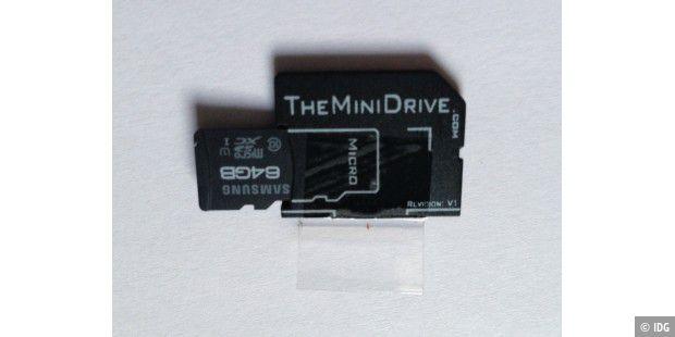 Sd Karte Formatieren Macbook.Micro Sd Macbooks Um 64 Gb Aufrüsten Macwelt