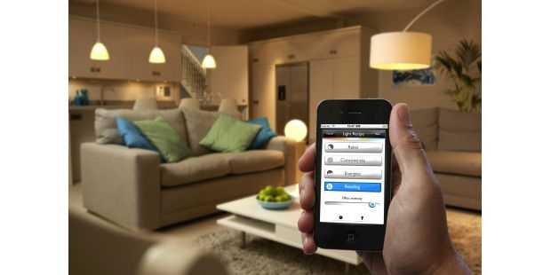 trends 2013 das vernetzte zuhause macwelt. Black Bedroom Furniture Sets. Home Design Ideas