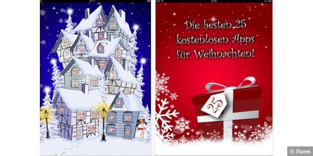 Die Besten Weihnachtslieder An Heiligabend.Die 10 Besten Apps Zu Weihnachten Macwelt