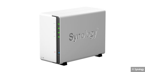 Synology Disk Station DS212j