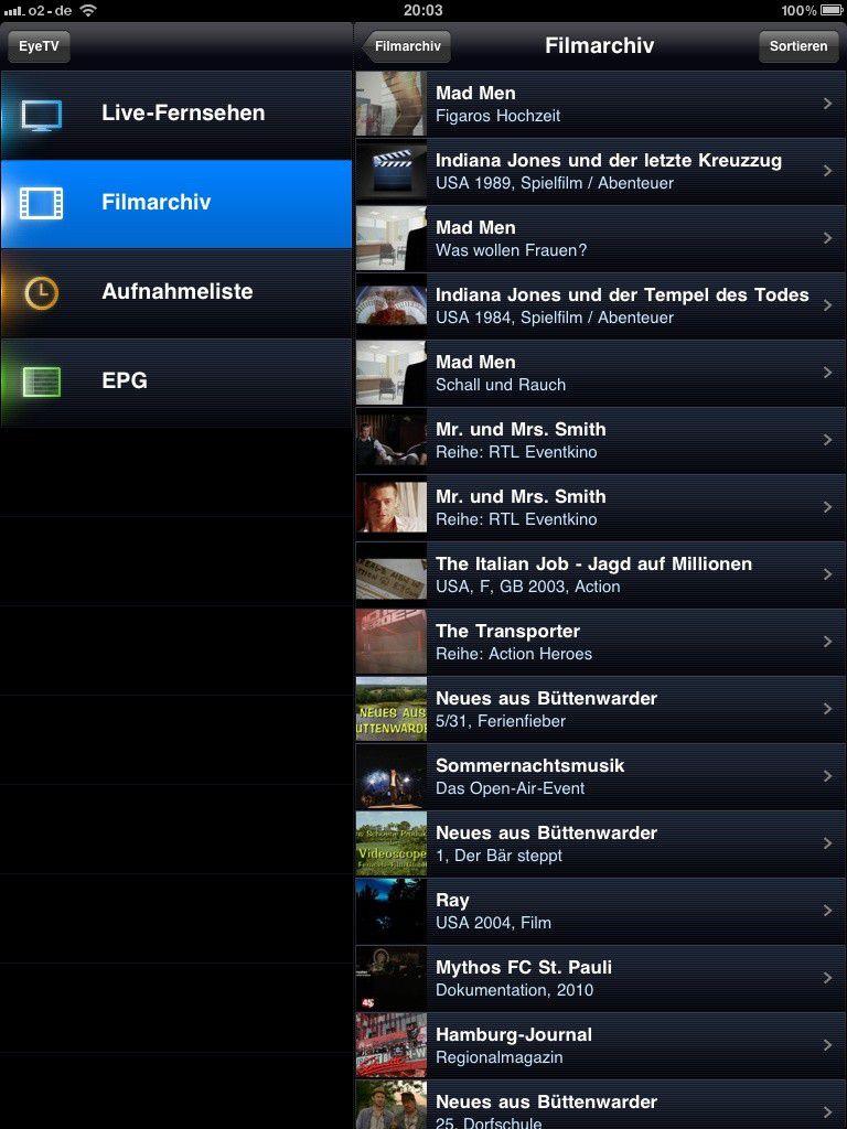 Eye TV unterwegs - Macwelt
