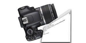 Tipp: Auslösung von Canon-Kameras ermitteln