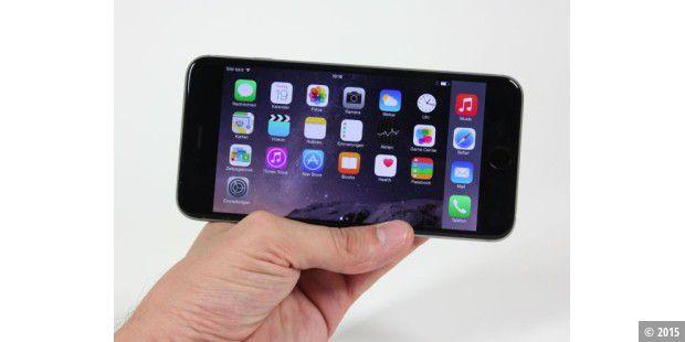 iphone 6 plus hat das bislang beste lc display auf dem. Black Bedroom Furniture Sets. Home Design Ideas