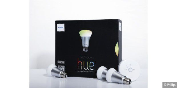 Philips Hue Praxis.Hue Philips Neue Ilampen In Der Praxis Macwelt