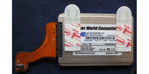 SSD vorbereiten