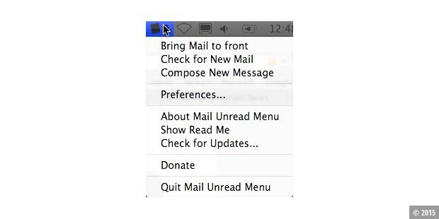 Mail Unread