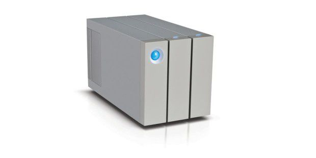 LaCie 2Big Thunderbolt 2 - 12 TB