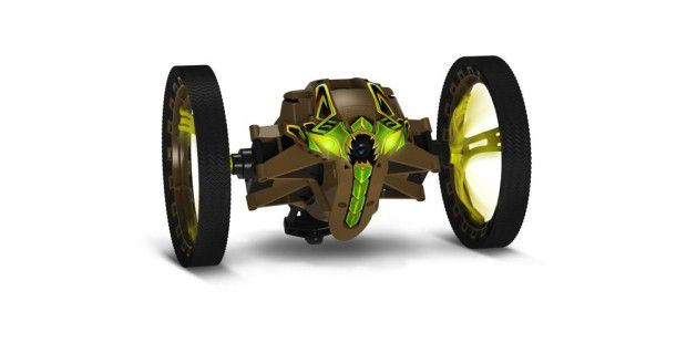Parrot Rolling Spider und Jumping Sumo
