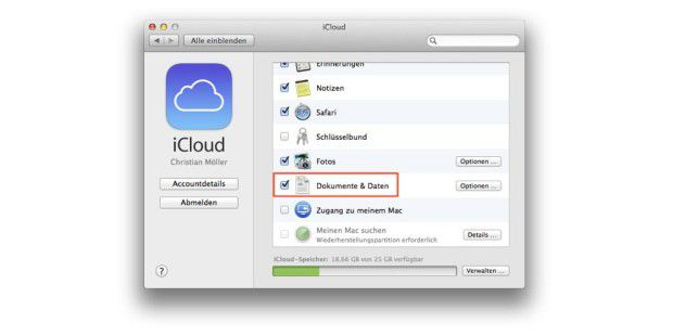 Tipp Kurzbefehle per iCloud syncen