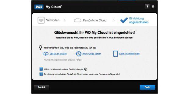 Test Western Digital My Cloud 2 Tb Macwelt