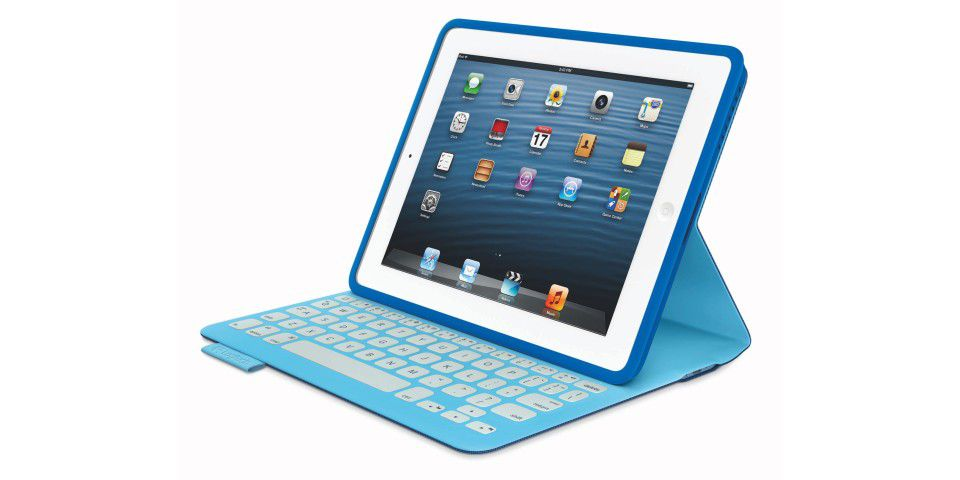 Logitech Fabric Skin Keyboard Folio