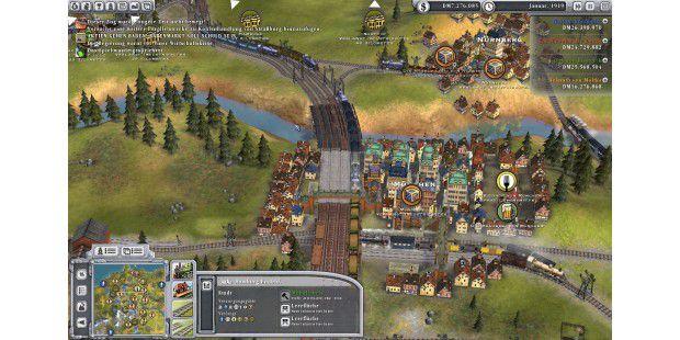 Sid Meier's Railroads! im Test für Mac OS