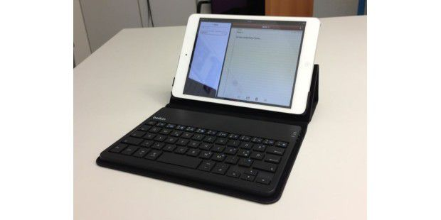 Belkin Portable Keyboard Case im Test