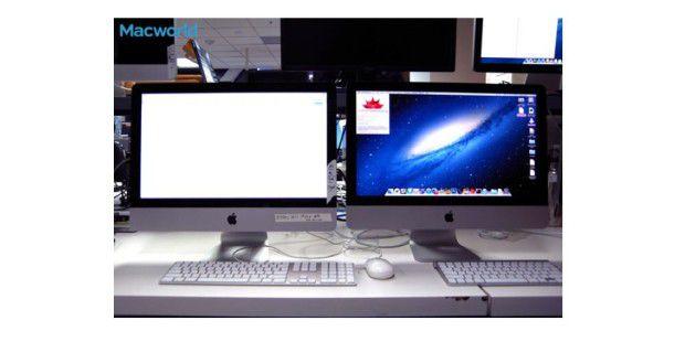 Neue iMacs im Macworld-Test