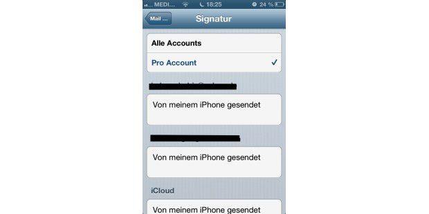 Versteckte Funktionen in iOS 6