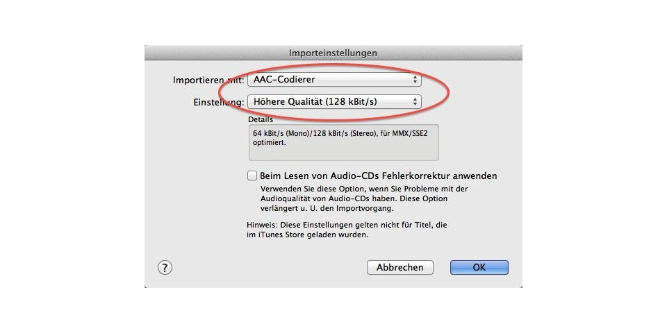 Schritt für Schritt: iPhone-Klingeltöne am Mac