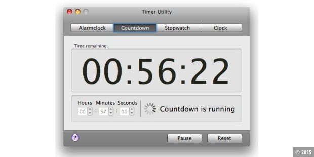 Timer Utility