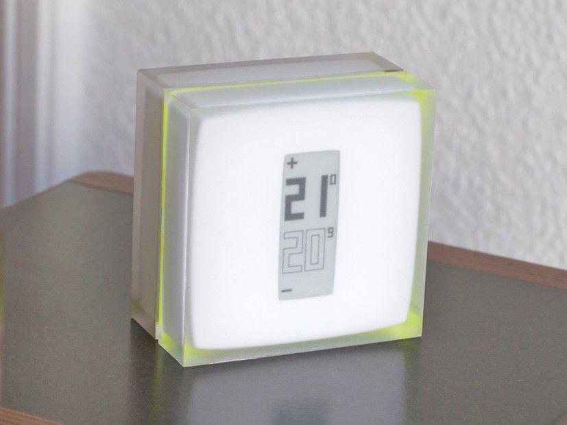 heizung steuern mit dem iphone macwelt. Black Bedroom Furniture Sets. Home Design Ideas
