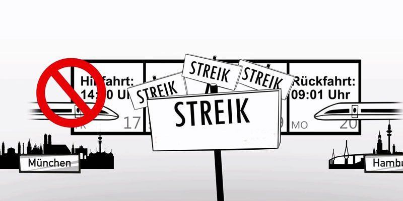 Streik Bahn Bis Wann