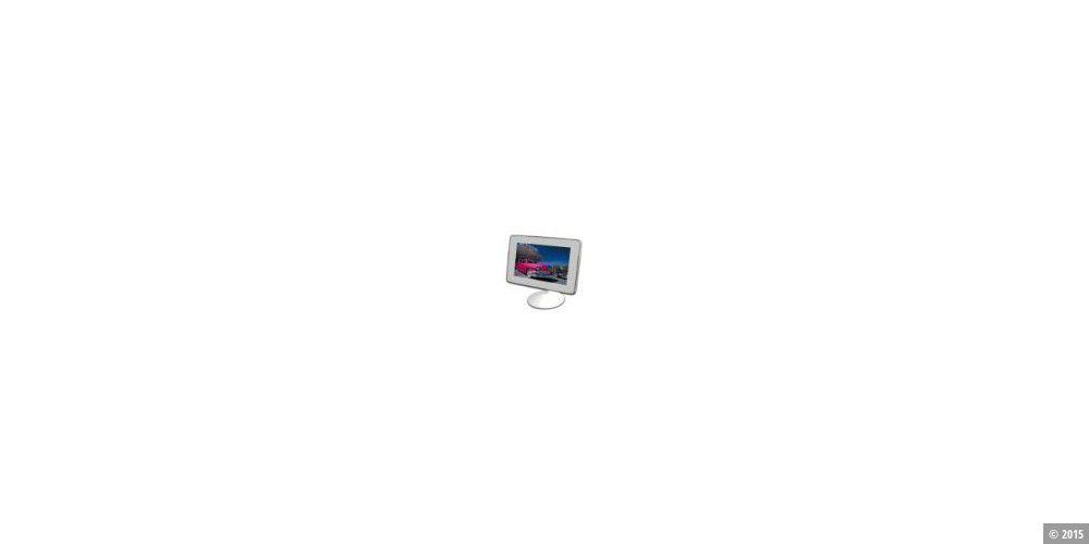 Digitale Bilderrahmen im iMac-Design - Macwelt