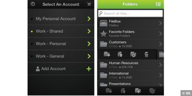Citrix: Sharefile App fürs iPhone 5 aktualisiert