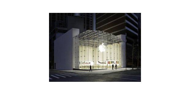 Apple Store in San Francisco tauscht iPad 3 gegen 4 aus