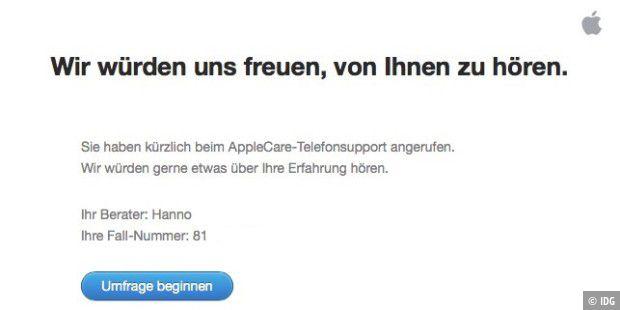 buy popular 56090 26691 Bei der Apple Hotline richtig reklamieren - Macwelt