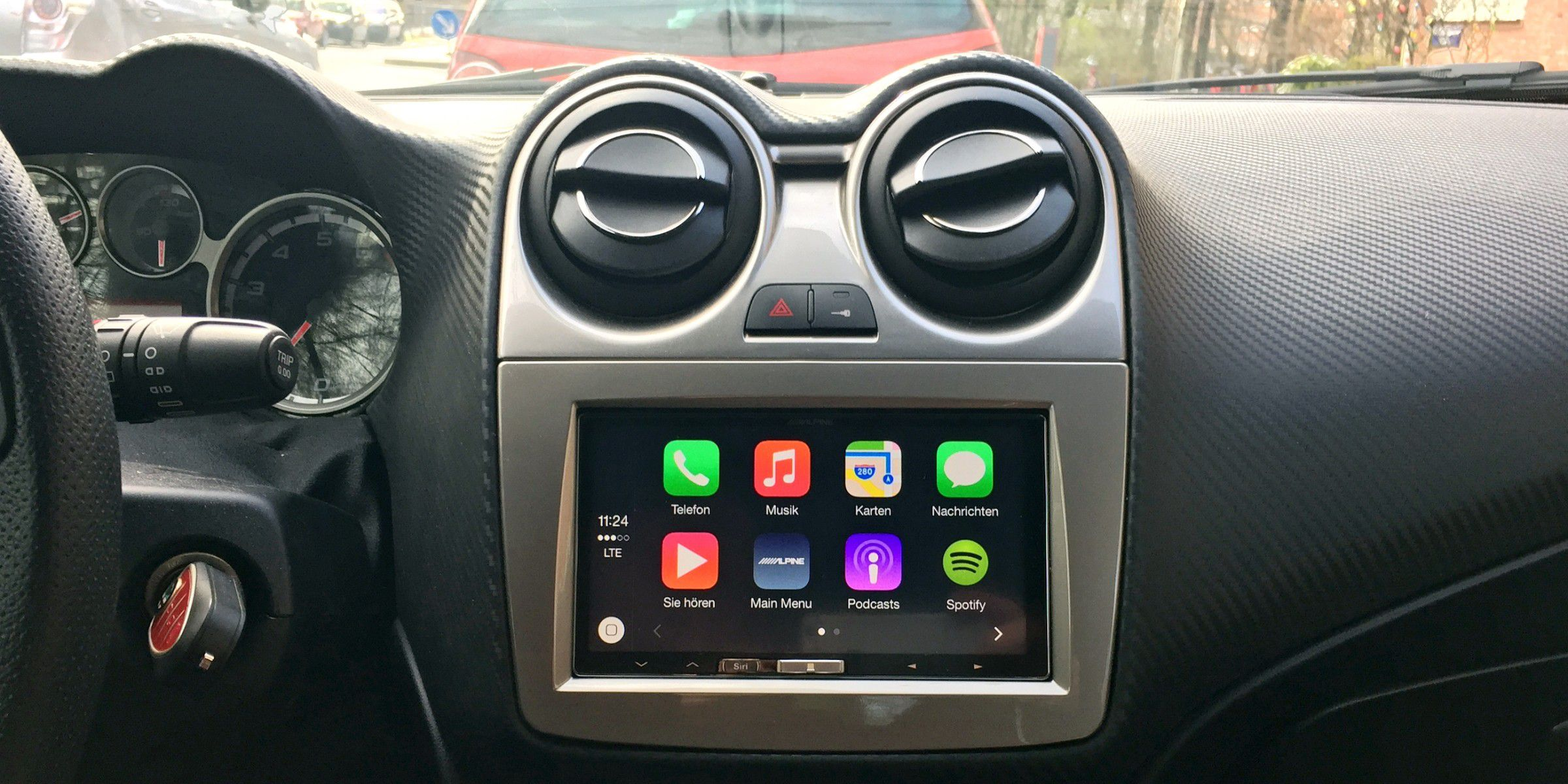 Ausprobiert: Alpine Carplay - Macwelt