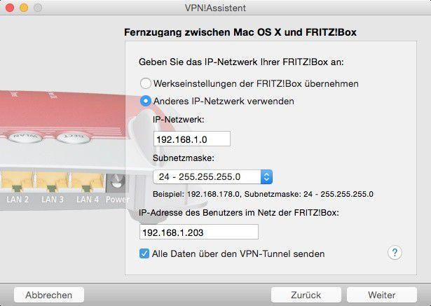 Per <b>VPN</b> aus der Ferne das Heimnetz nutzen - Macwelt
