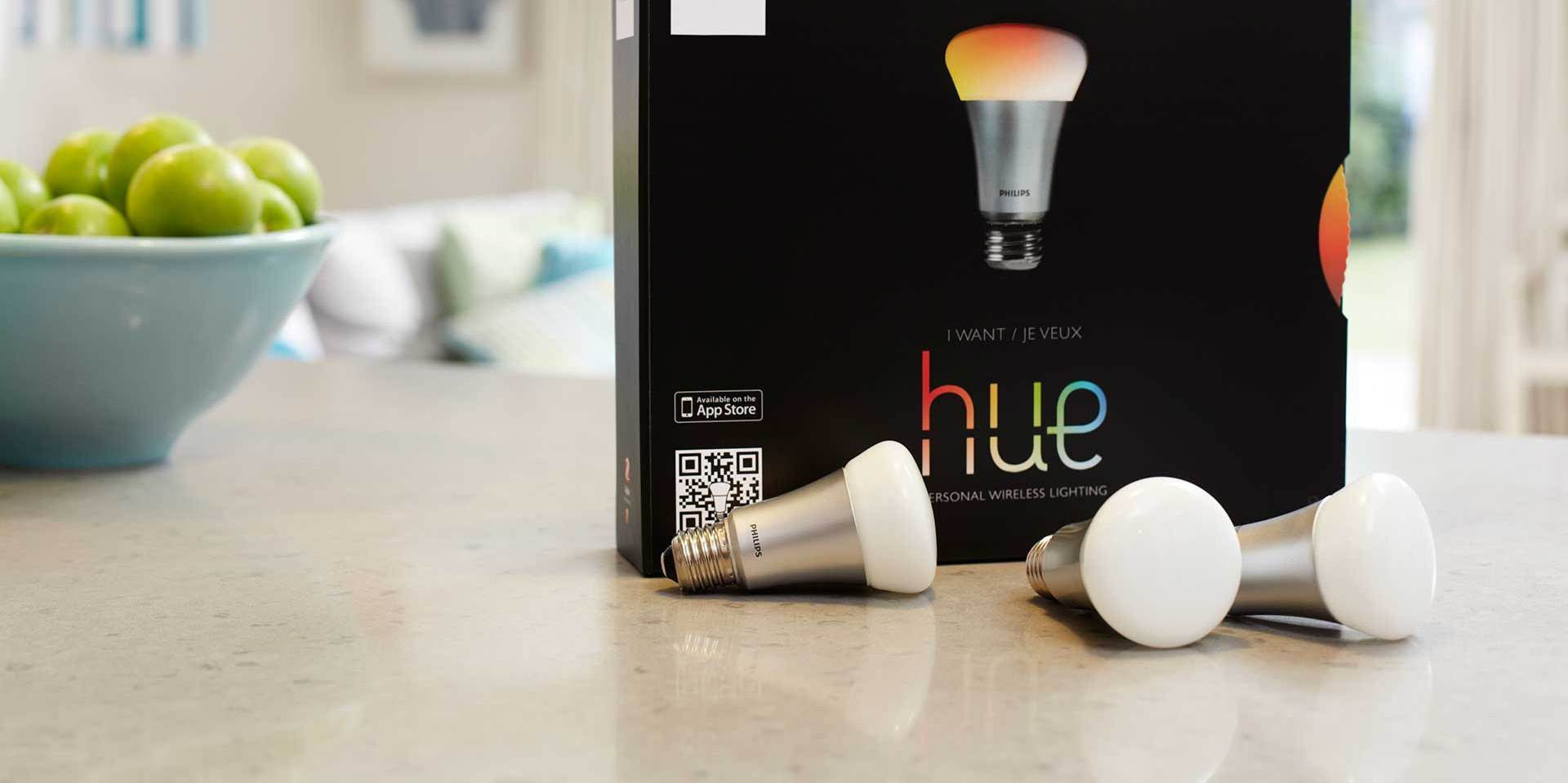 philips hue kompatibel mit homekit macwelt. Black Bedroom Furniture Sets. Home Design Ideas