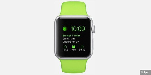 Apple Watch Alu