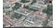 Flyover Karlsruhe in Apple Maps