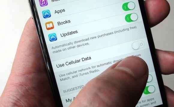 Mobilen Datenverbrauch überwachen