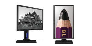 Test: Günstiges 24-Zoll-Display mit hoher Farbpräzision