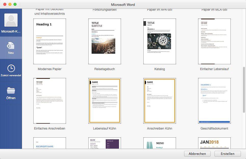 Office 2016 für den Mac ist da - Macwelt
