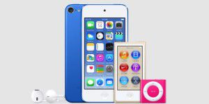 Apple erneuert den iPod Touch 2015