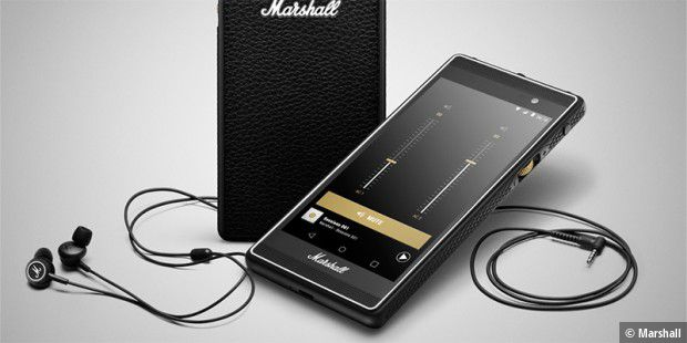 marshall baut smartphone f r audio liebhaber macwelt. Black Bedroom Furniture Sets. Home Design Ideas