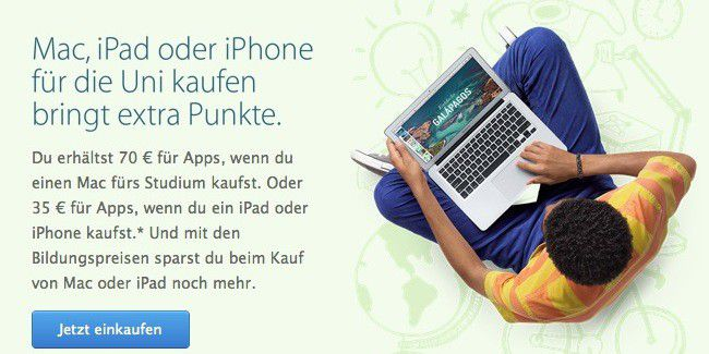 Macbook air kennenlernen