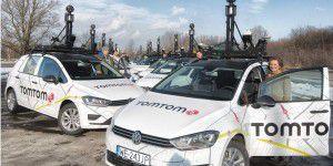 TomTom kartiert alle deutschen Autobahnen bis Ende 2015 neu