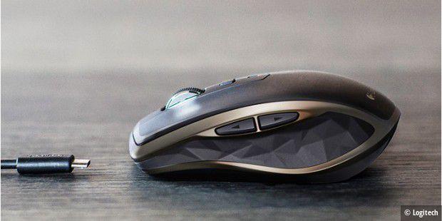 Populære Kabellose Maus für unterwegs auf jeder Oberfläche - Macwelt SJ-07