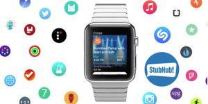 Apple Watch: Werbespots mit Dritthersteller-Apps