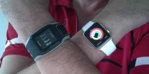 Apple Watch als Fitnesshelfer