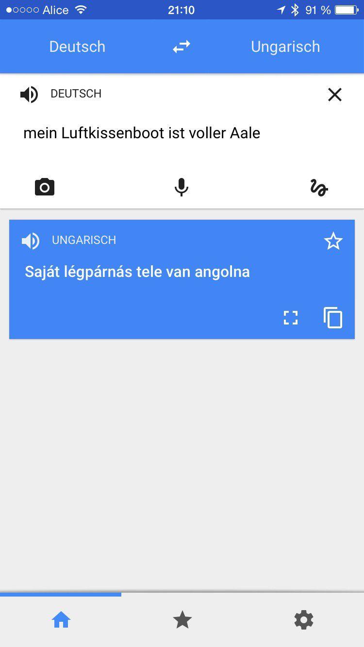 übersetzung ungarisch deutsch ganze texte